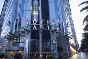 Hotel Silken Atlantida Santa Cruz