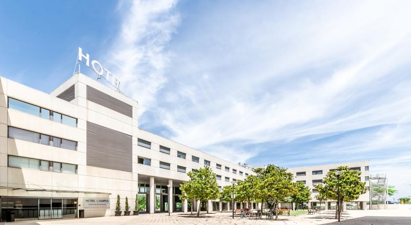 Hotel Campus Uab Barcelona