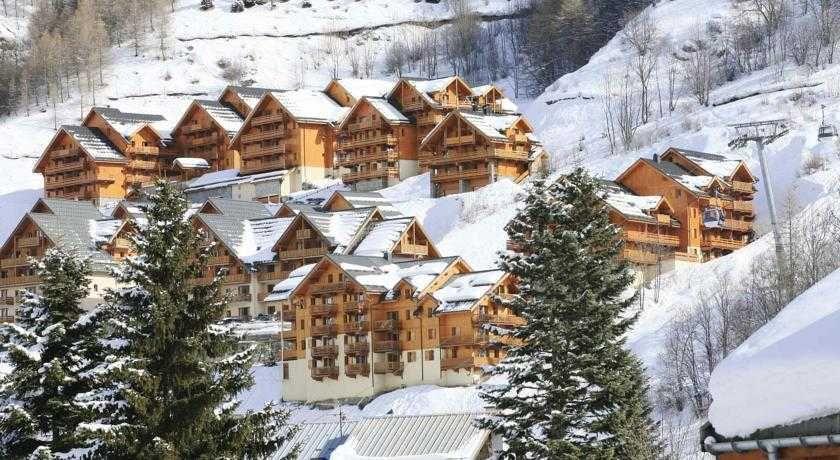 Résidence Hameau & Chalets de la Vallée d'Or